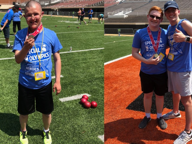 BA Special Olympians bring home hardware after 49th annual Summer Games