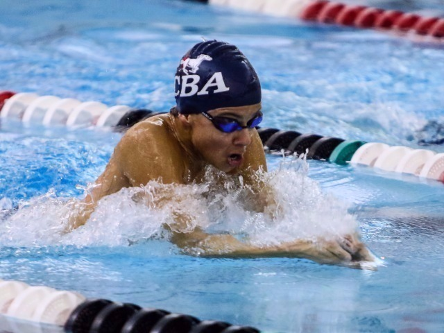 Chiaravalloti Notches 100th Victory in Swim Opener