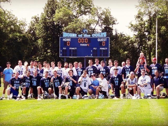 Lacrosse Alumni Game - June 9th
