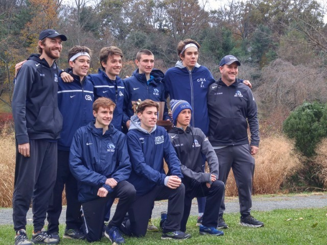 Q&A: CBA XC's Top Five on Winning the 2017 All-Groups Title