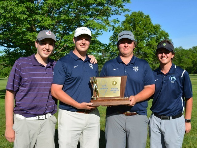 Colts Win New Jersey's Top Golf Title