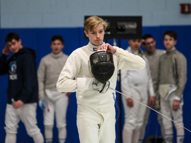Fencing Wraps Historic Season at Individual States