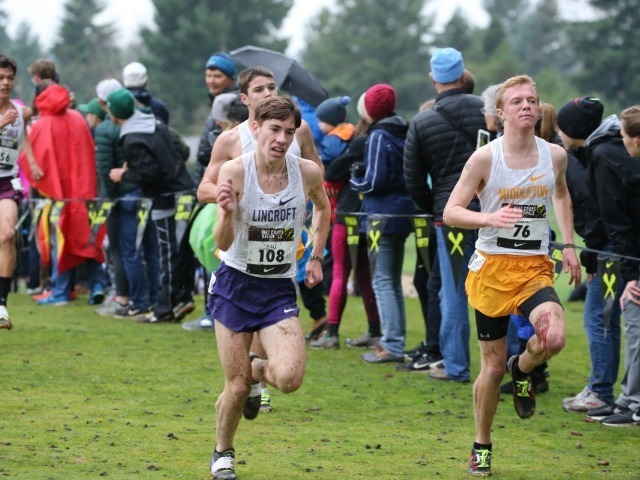 Lincroft XC Notches Another Top-Ten Finish at Nike Nationals