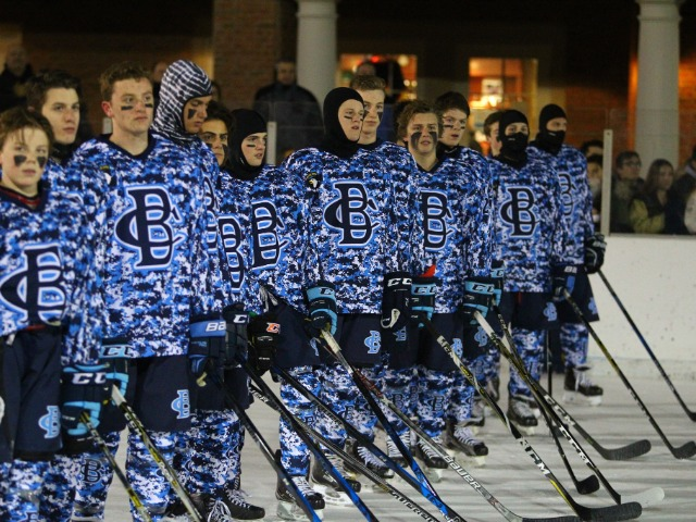 Military Appreciation Game Brings Colts, Lancers Together for a Cause