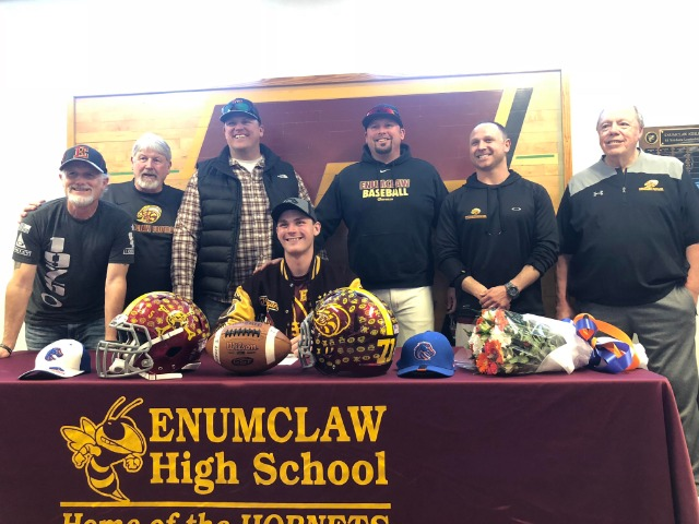 Keegan Ulrich signs to play at Boise State