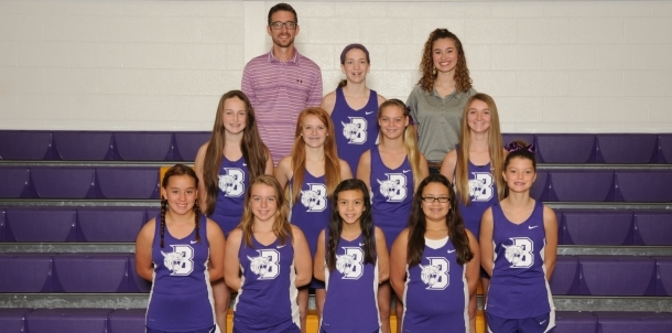 2015 JH Girls Cross Country