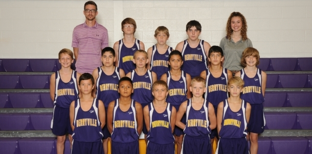 2015 7th grade cross country