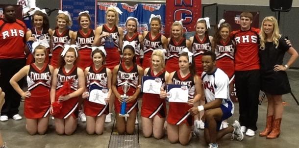 RHS Cheer Team