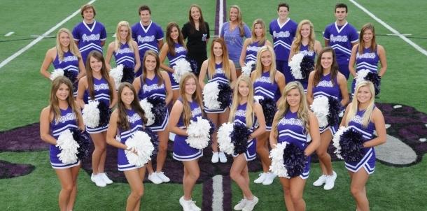 2014-15 FHS Varsity Cheer