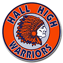 LR Hall logo