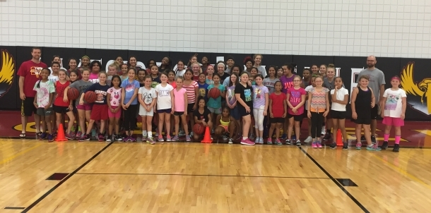 1st SHS Free Basketball Clinic