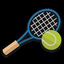 Crossings Tennis Dual logo