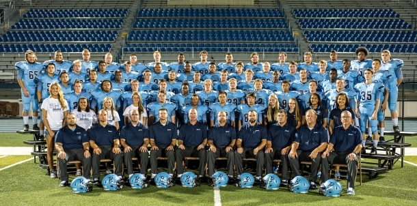 2014 Bartlesville Bruin Varsity Football Team