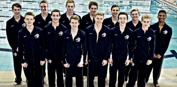 2015-16 Bruins Swim Team