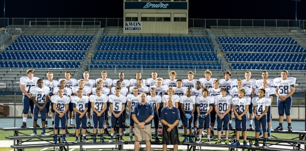 2014 8th Grade Bruin Football