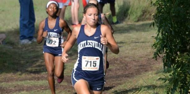 Ashley Barnes Selected Tulsa Worlds' Athlete of the Week!