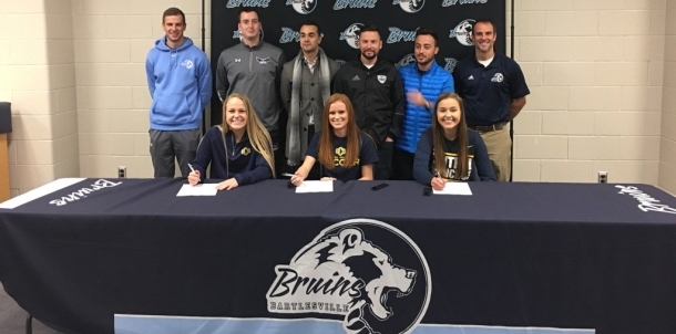 Lady Bruin Soccer Signs Three to Play at UCO!