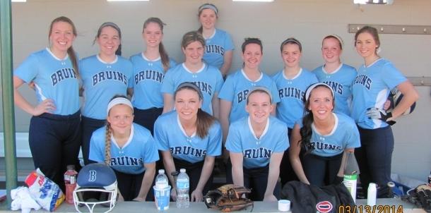 2014 Softball Squad