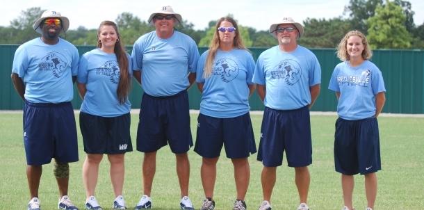 2014 Lady Bruin Softball Staff