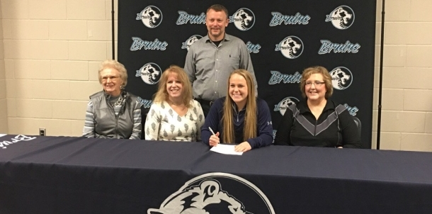 Congrats to Ashton Johnson for signing to play soccer at UCO!