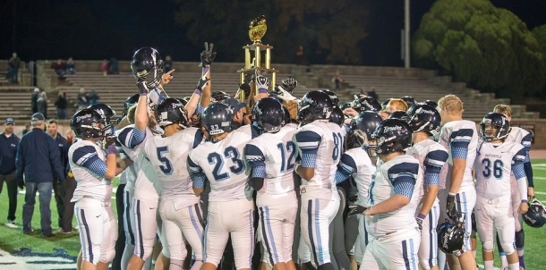 Bruins Defeat Ponca to Win ConocoPhillips Bowl Trophy!