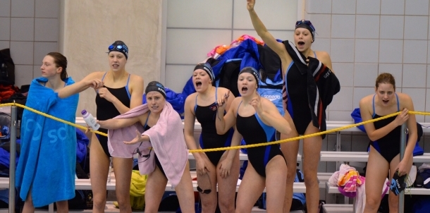Bruin Swimmers Make Great Start at Jenks All State Preview!