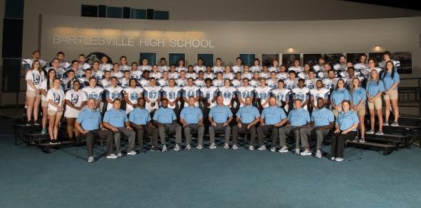 2016 Varsity Football Team