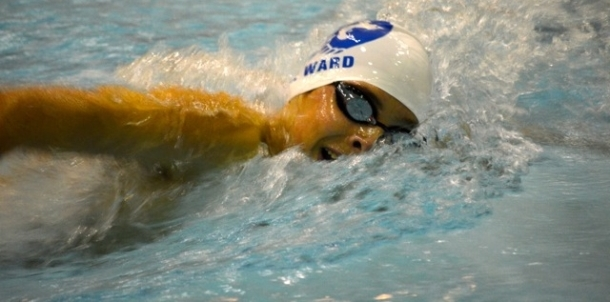 Kyle Ward Selected Swimmer of the Year!