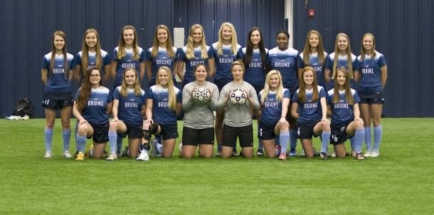 2016 Lady Bruin Soccer Team