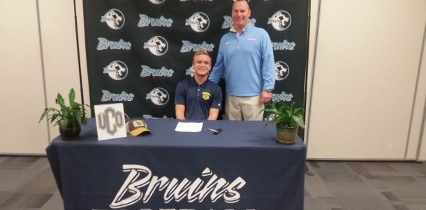 Colton Penrod Signed With UCO !
