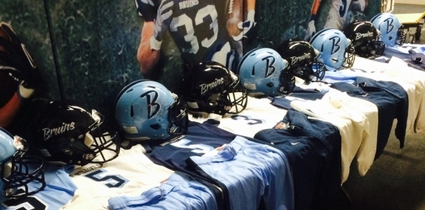 Bruins New Uniforms for the 2014 Season!
