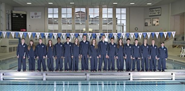 2013-2014 Bruin Swim Team