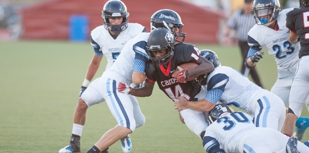 Bruin Defense Shuts Down Cardinals