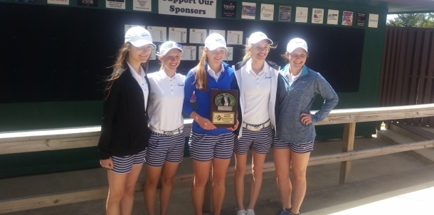 Hopkins Takes First in Bruin Invitational!