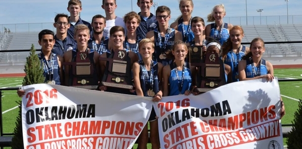 Wow! 6A State Champions Cross Country!
