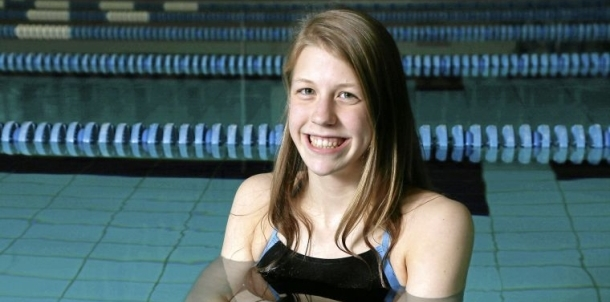 Downey Honored as Tulsa World Swimmer of the Week!