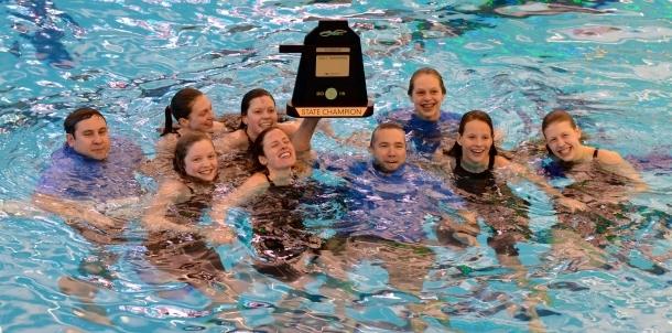 State Champs Final Swim!