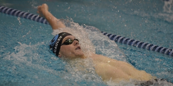 Mason McCauley Selected for  6A Swim All State Team!