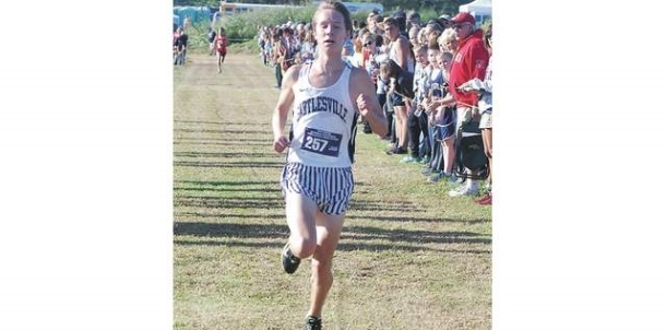 Henry Williams Selected as Tulsa World's Runner of the Week!