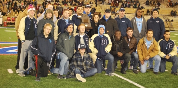 6A State Academic Champions!