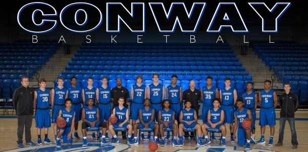 2016 Wampus Cat Basketball Team