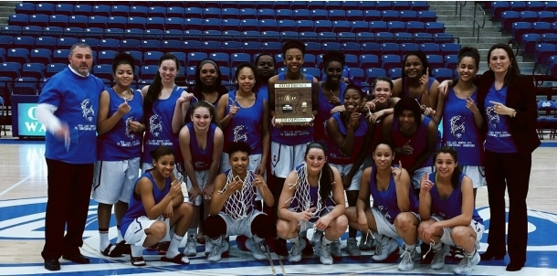 Congrats to the Lady Cats - 2015-16 Conference Champs