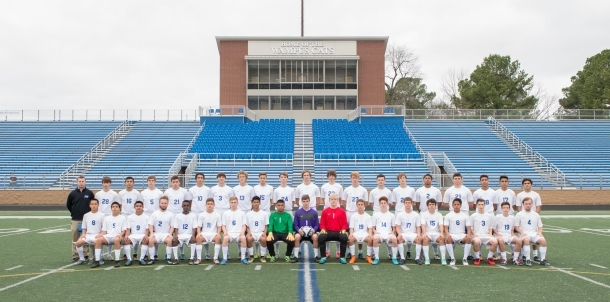 2016 Wampus Cat Soccer Team