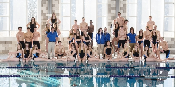 Wampus Cat Swim Team
