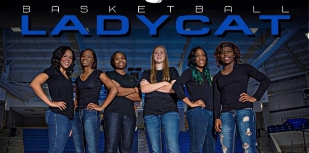 2014 Lady Cat Seniors