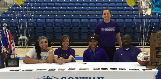 Tolefree signs with UCA