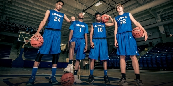2015-16 Wampus Cat Seniors