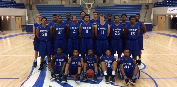 2014-15 Wampus Cat Basketball