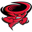 Russellville Dual logo