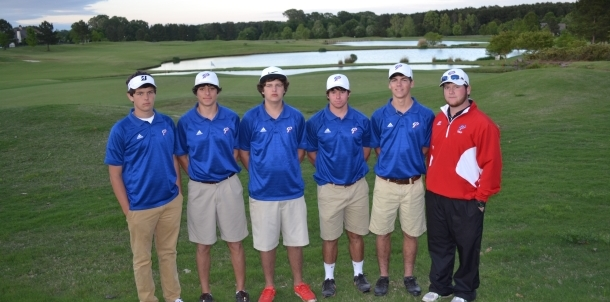 PHS Boys Golf Team
